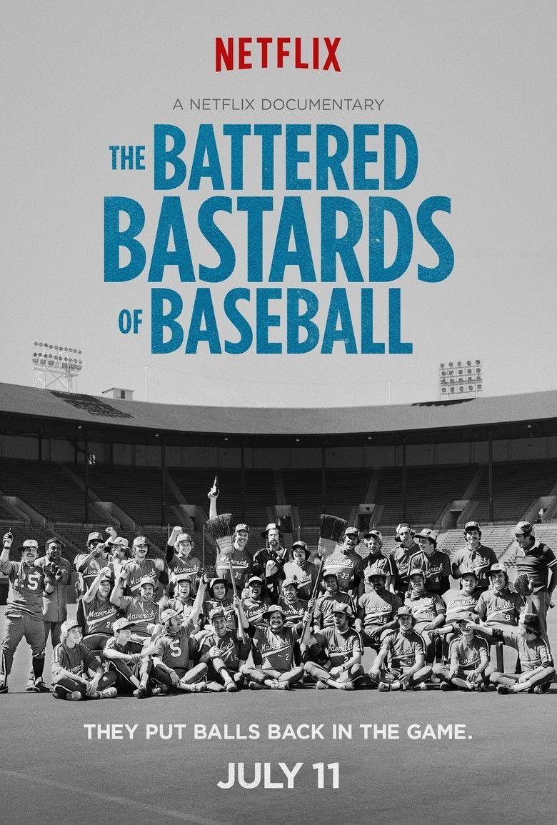 The Battered Bastards of Baseball movie poster