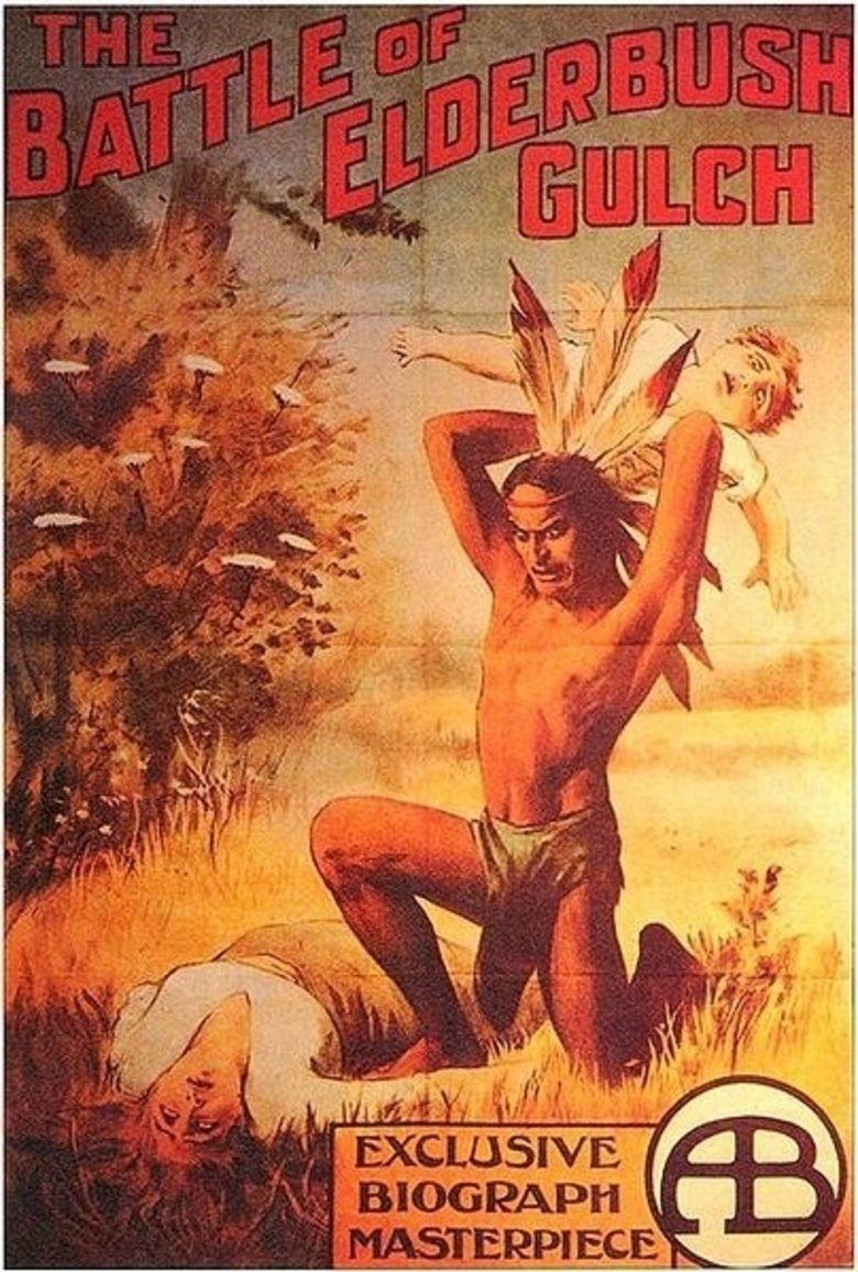The Battle at Elderbush Gulch movie poster
