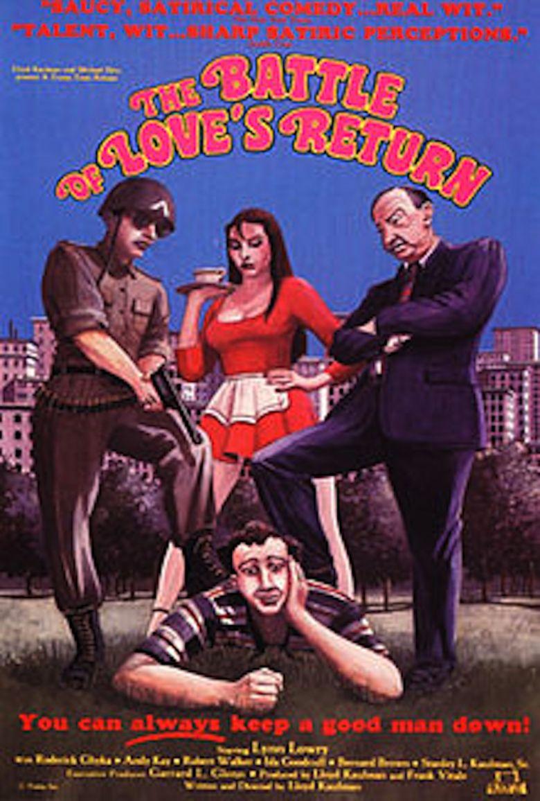 The Battle of Loves Return movie poster