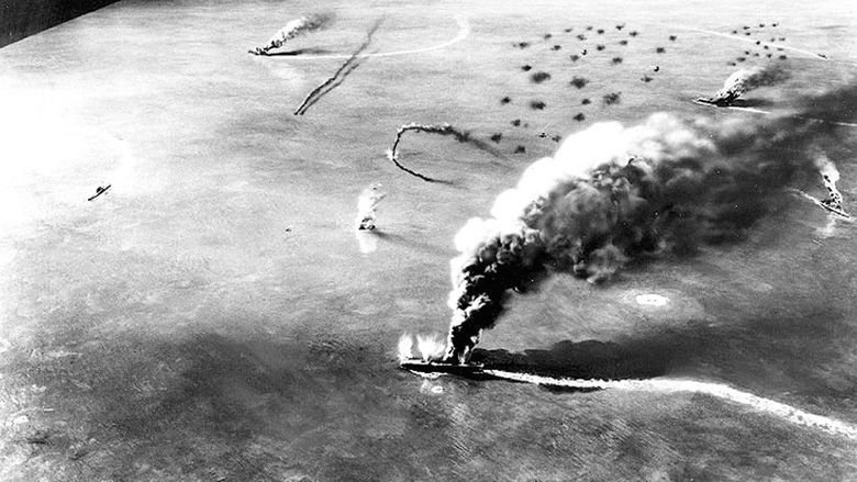 The Battle of Midway (film) movie scenes