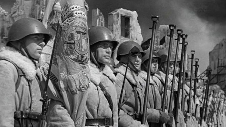 The Battle of Stalingrad (film) movie scenes