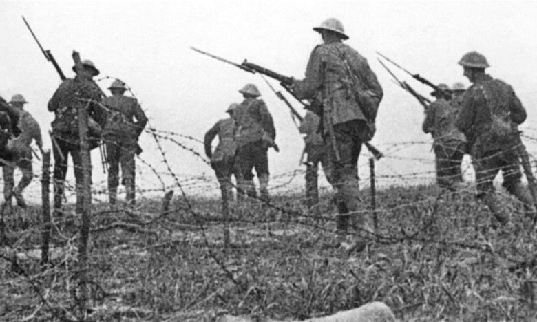 The Battle of the Somme (film) movie scenes
