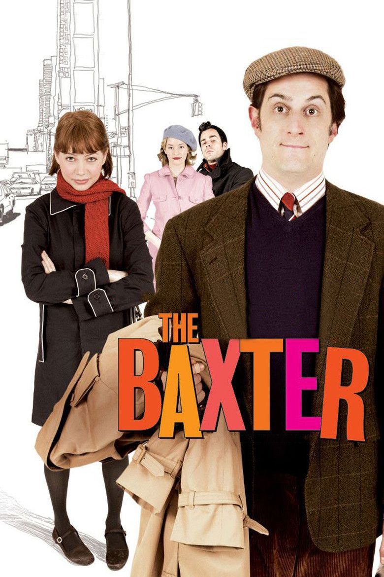 The Baxter movie poster