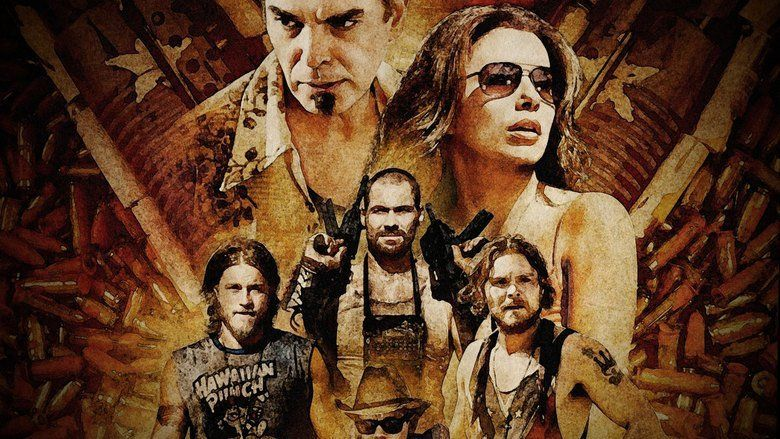 The Baytown Outlaws movie scenes
