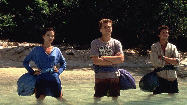 The Beach (film) movie scenes