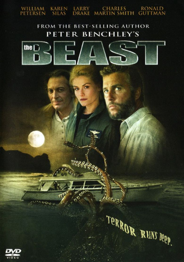 The Beast (1996 film) movie poster
