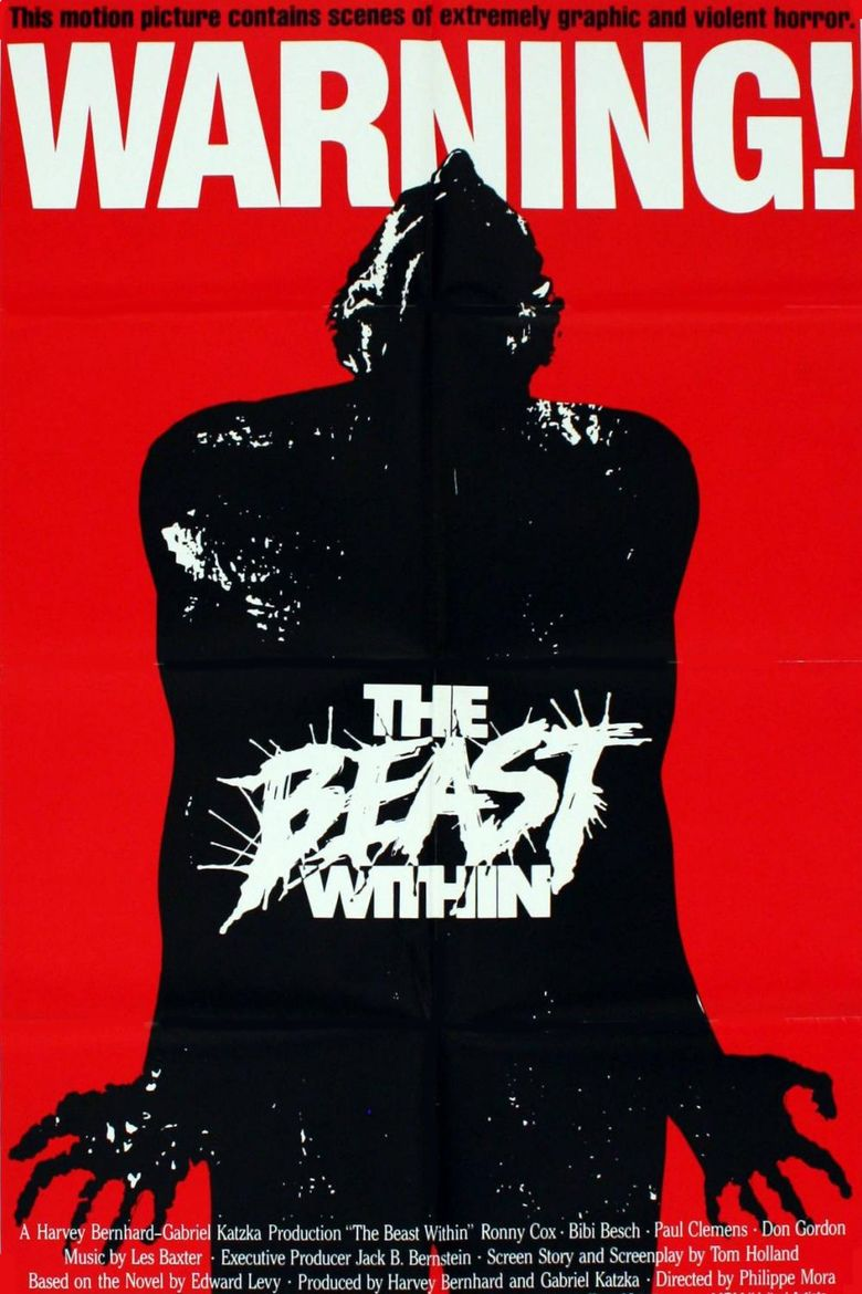 The Beast Within movie poster