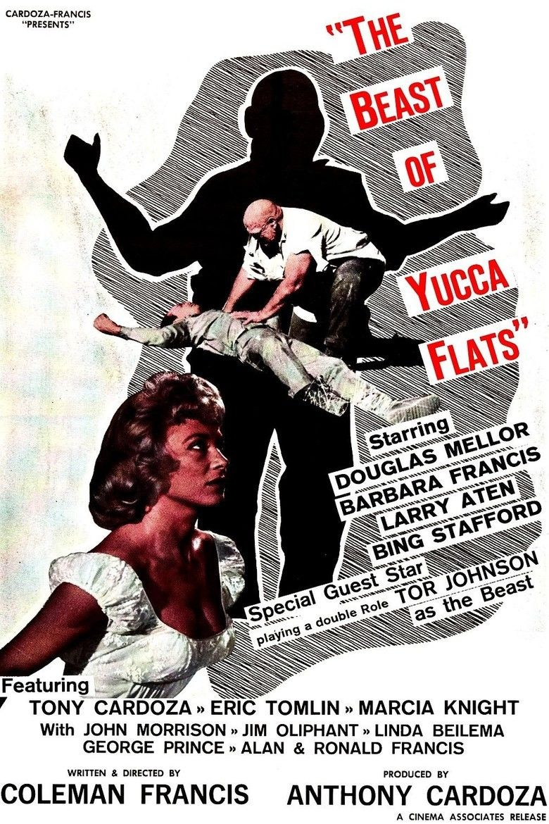 The Beast of Yucca Flats movie poster