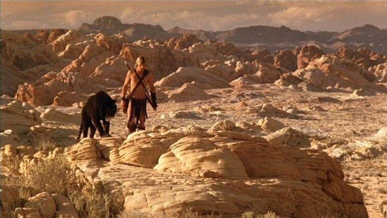 The Beastmaster movie scenes