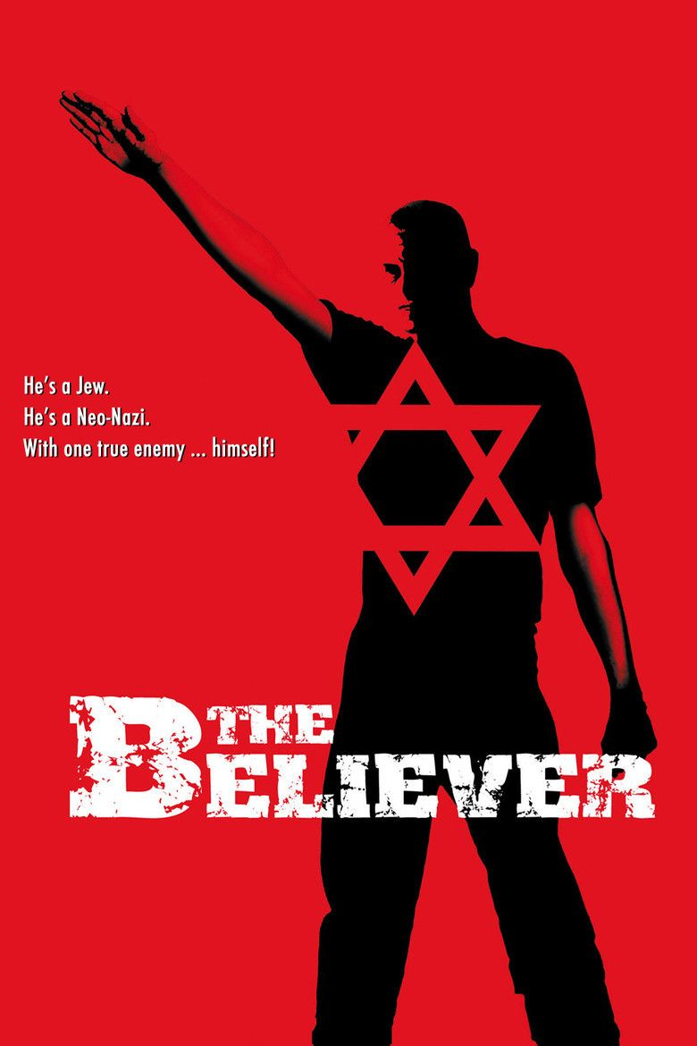 The Believer (film) movie poster