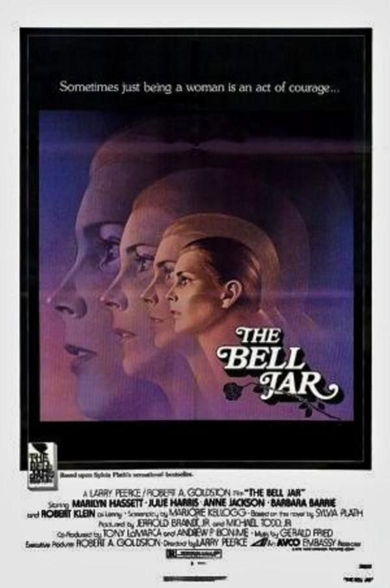 The Bell Jar (film) movie poster