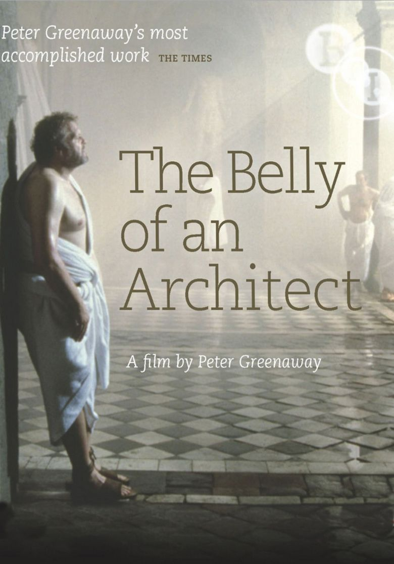 The Belly of an Architect movie poster