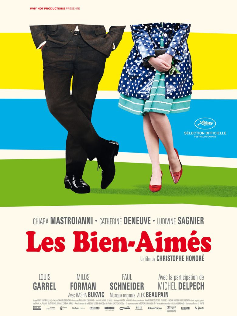 The Beloved (2011 film) movie poster