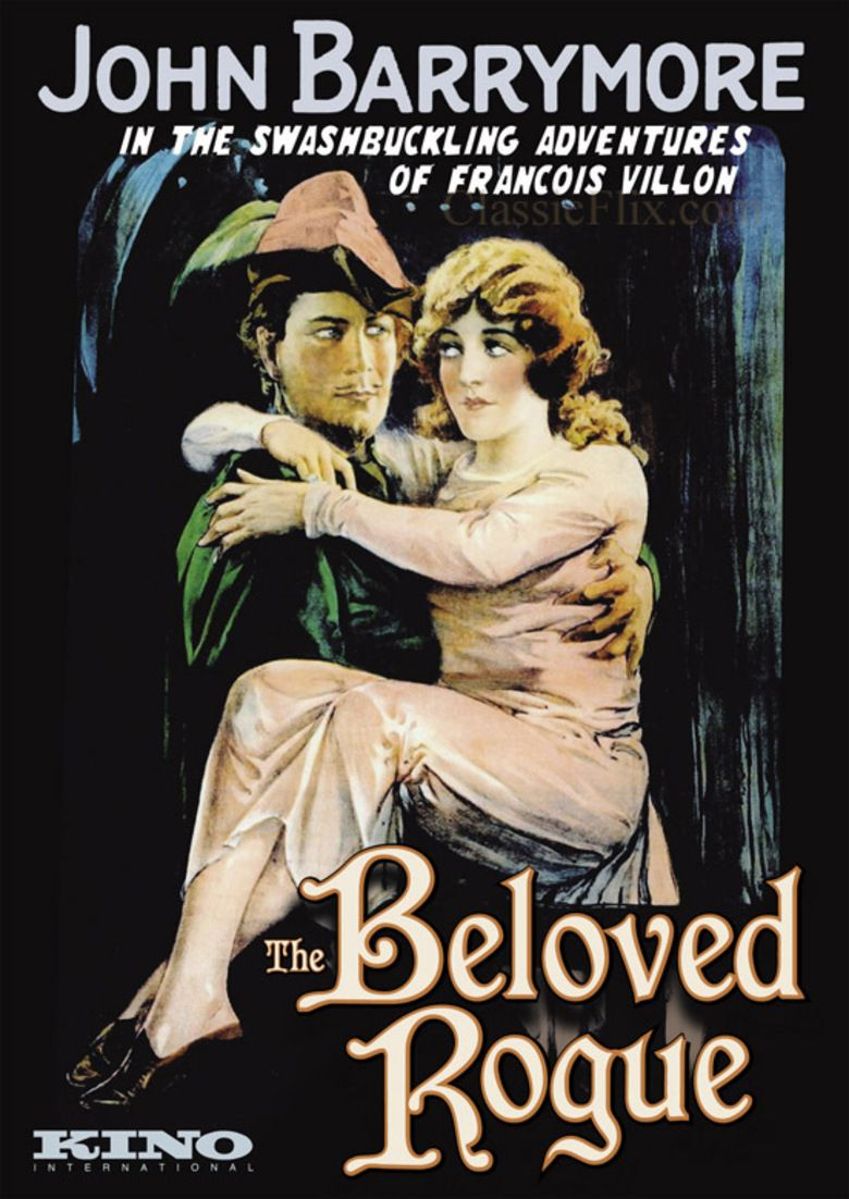 The Beloved Rogue movie poster