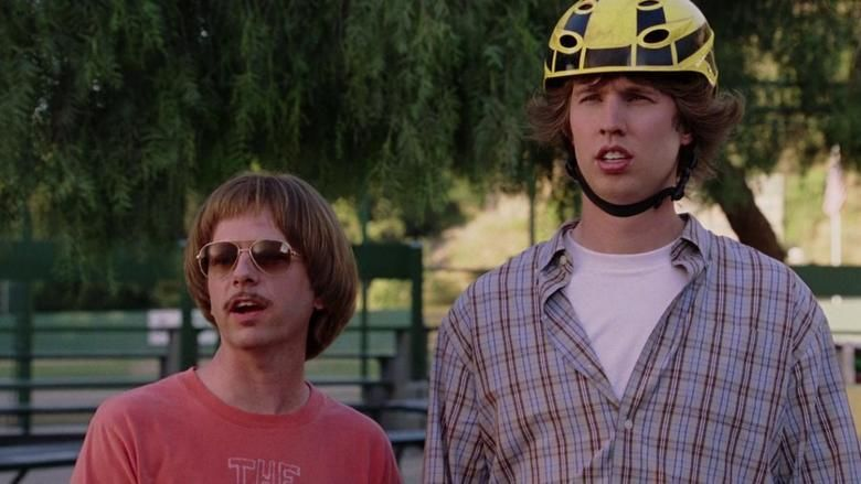 The Benchwarmers movie scenes