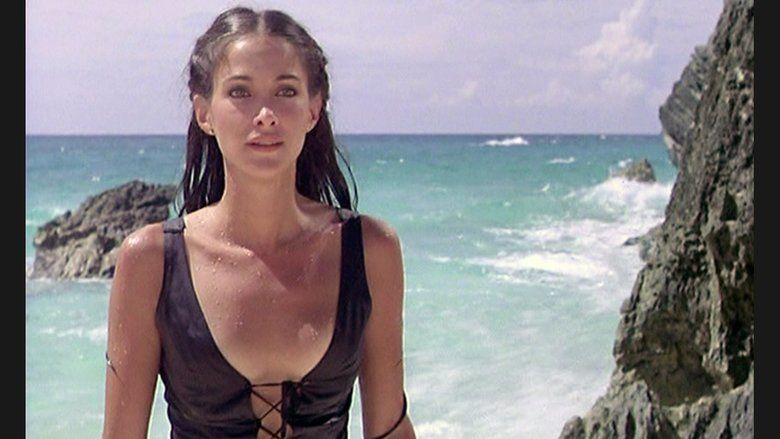 The Bermuda Depths movie scenes