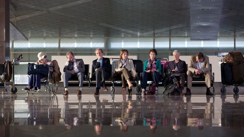 The Best Exotic Marigold Hotel movie scenes