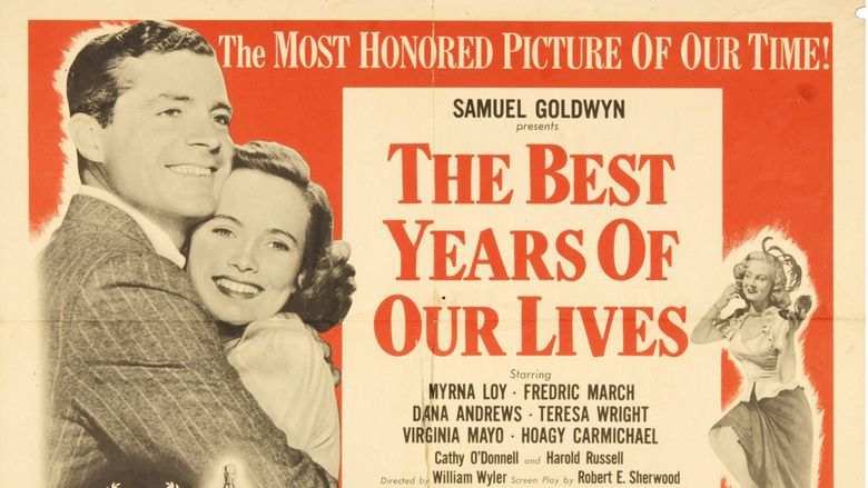 The Best Years of Our Lives movie scenes