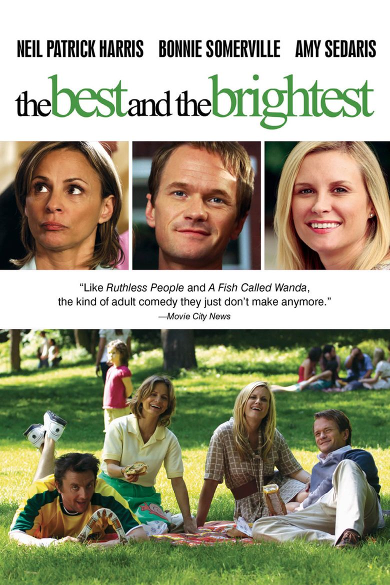 The Best and the Brightest (film) movie poster