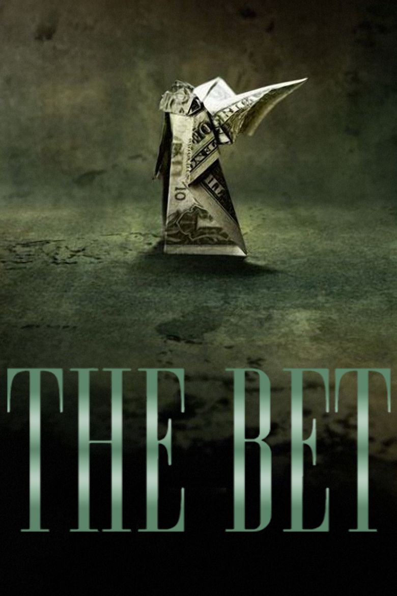 The Bet (2006 film) movie poster