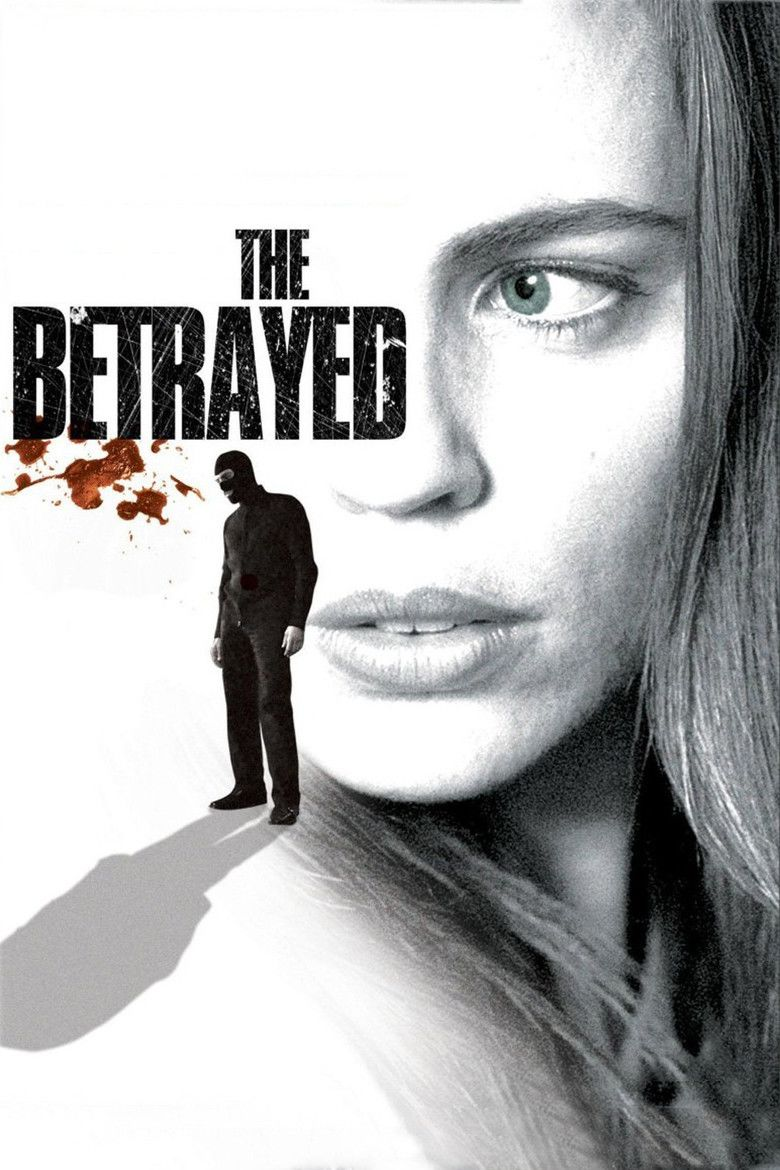 The Betrayed (2008 film) movie poster