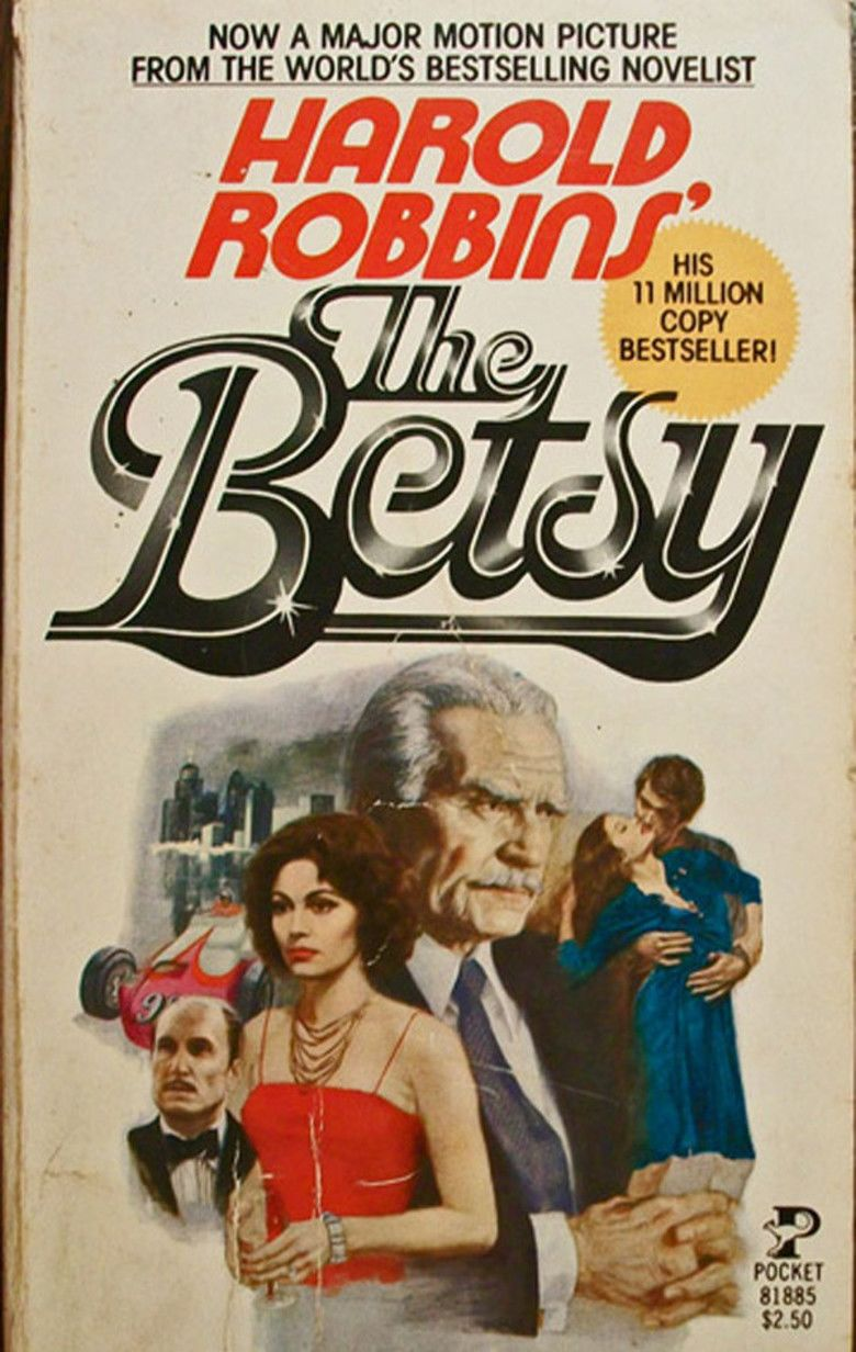 The Betsy movie poster