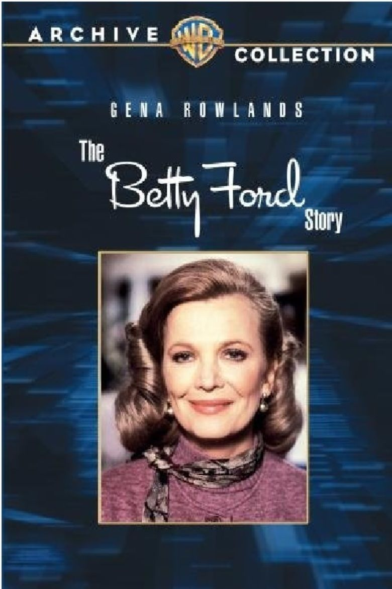 The Betty Ford Story movie poster