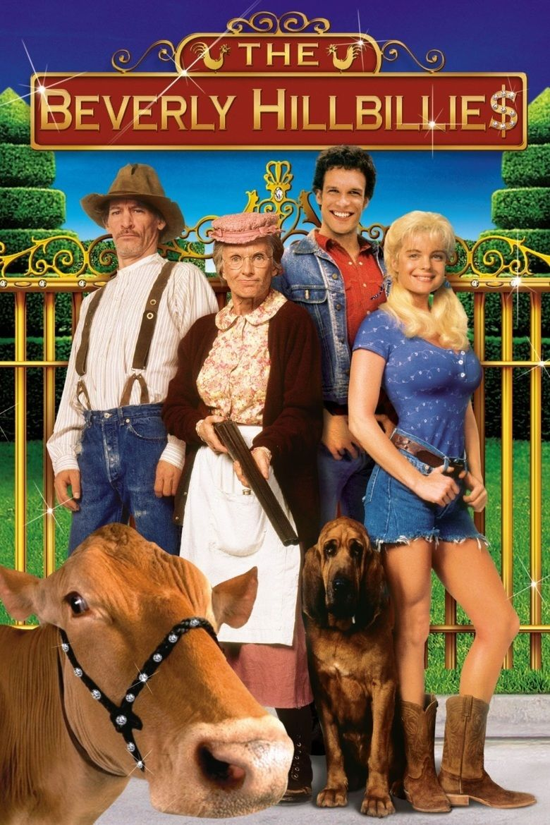 The Beverly Hillbillies (film) movie poster