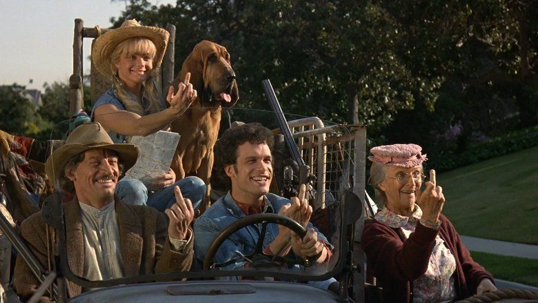 The Beverly Hillbillies (film) movie scenes
