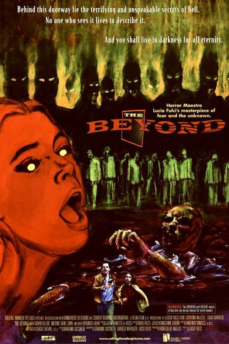 The Beyond (film) movie poster