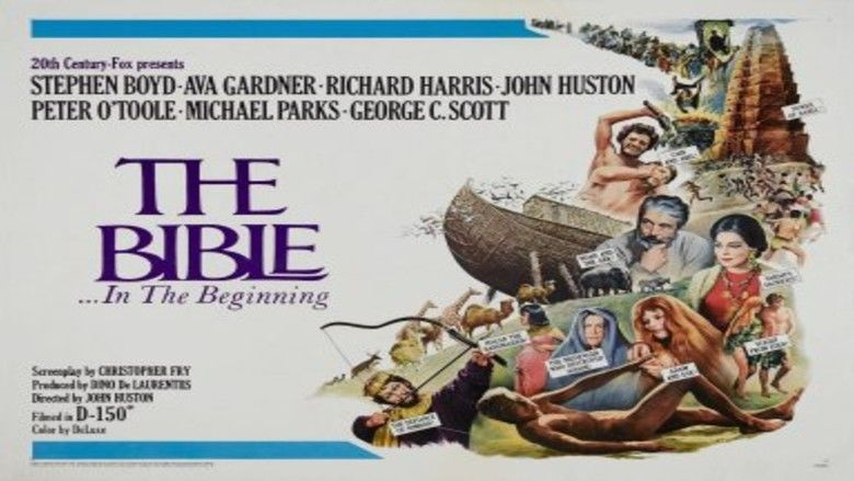 The Bible: In the Beginning movie scenes
