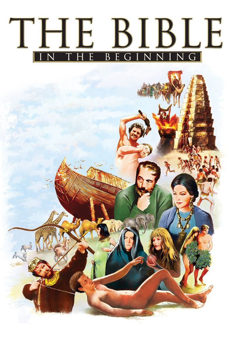 The Bible: In the Beginning movie poster