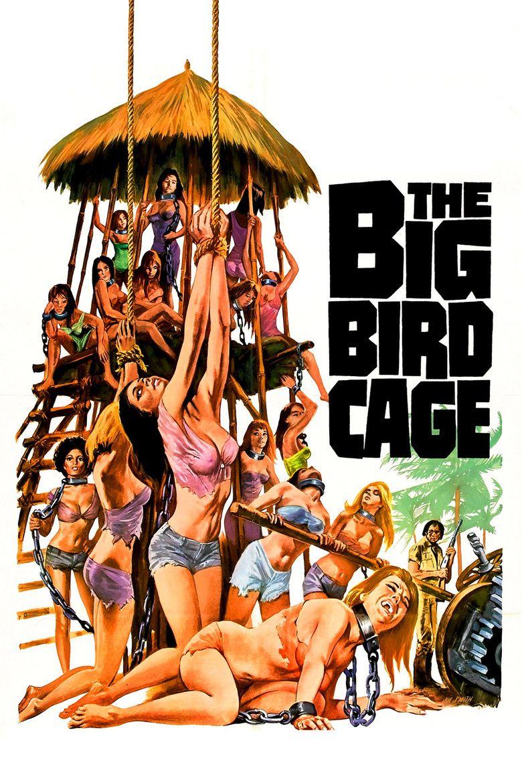 The Big Bird Cage movie poster
