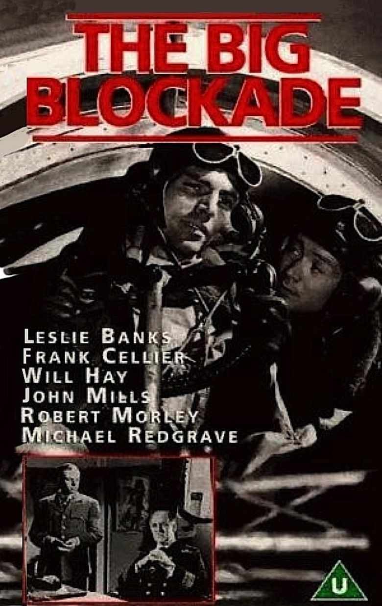 The Big Blockade movie poster