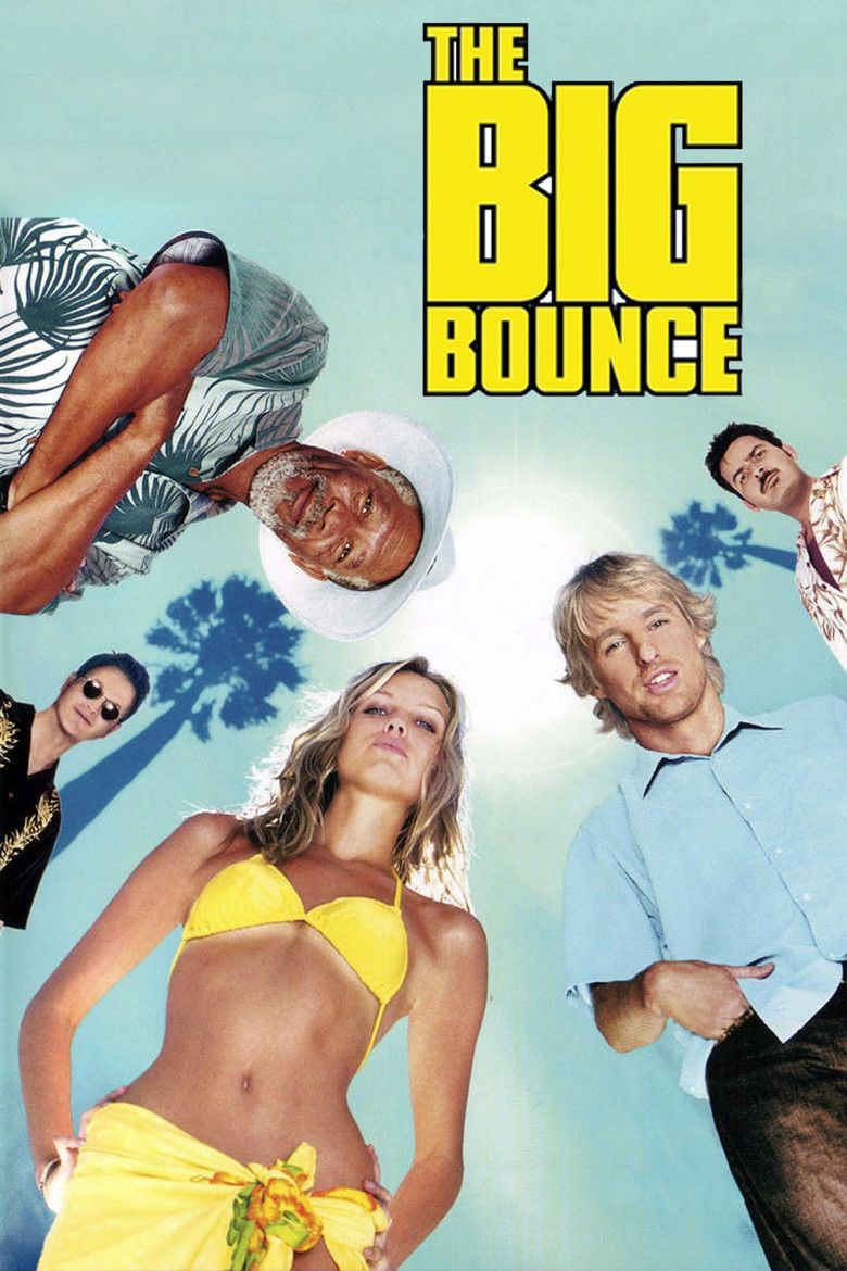 The Big Bounce (2004 film) movie poster