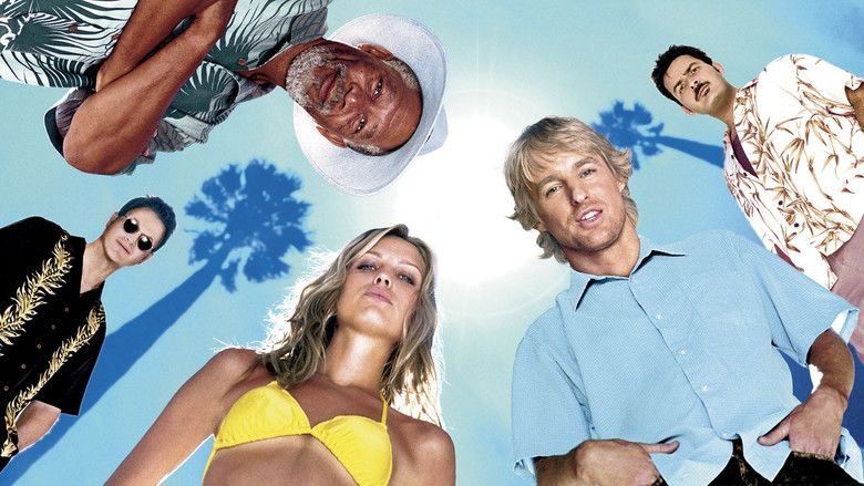 The Big Bounce (2004 film) movie scenes
