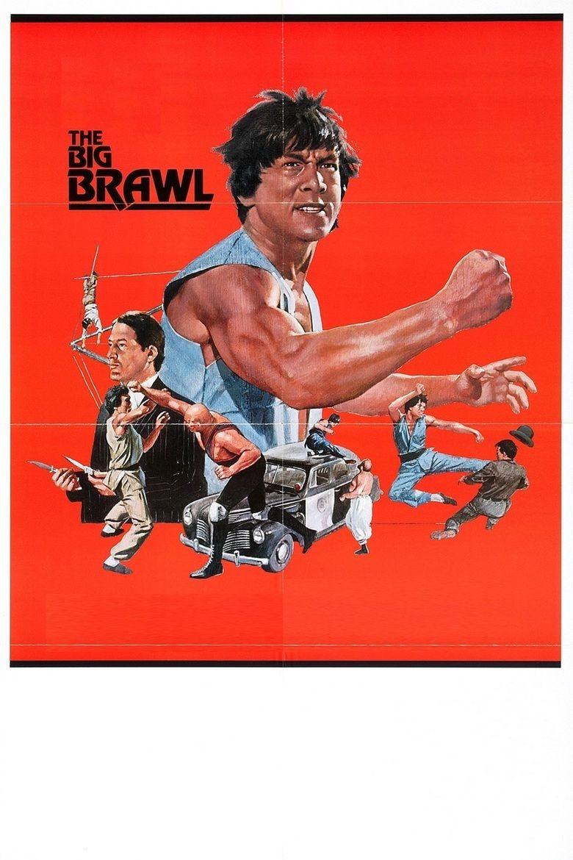 The Big Brawl movie poster
