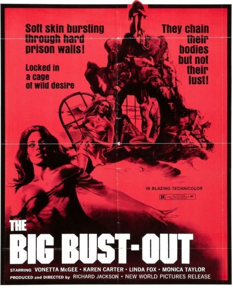 The Big Bust Out movie poster