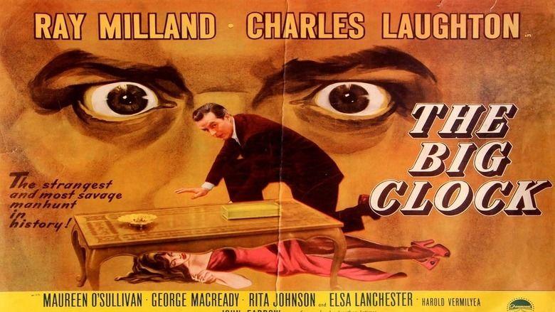The Big Clock (film) movie scenes