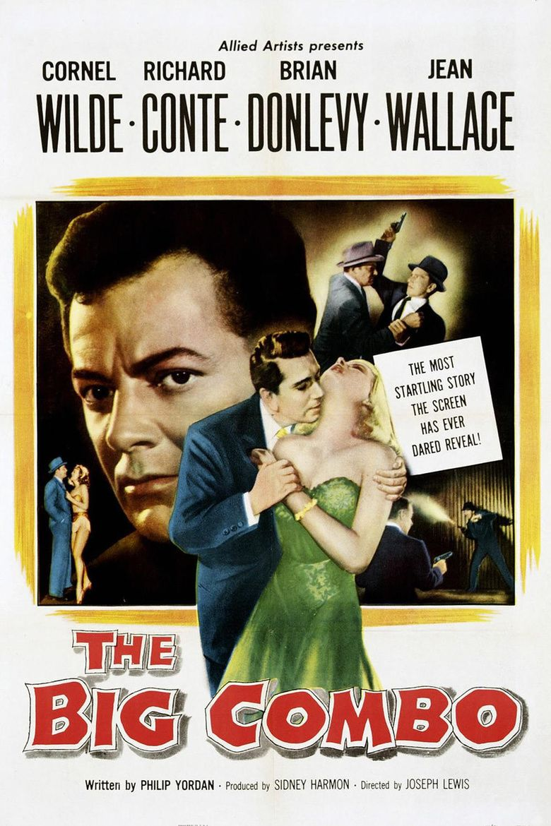The Big Combo movie poster