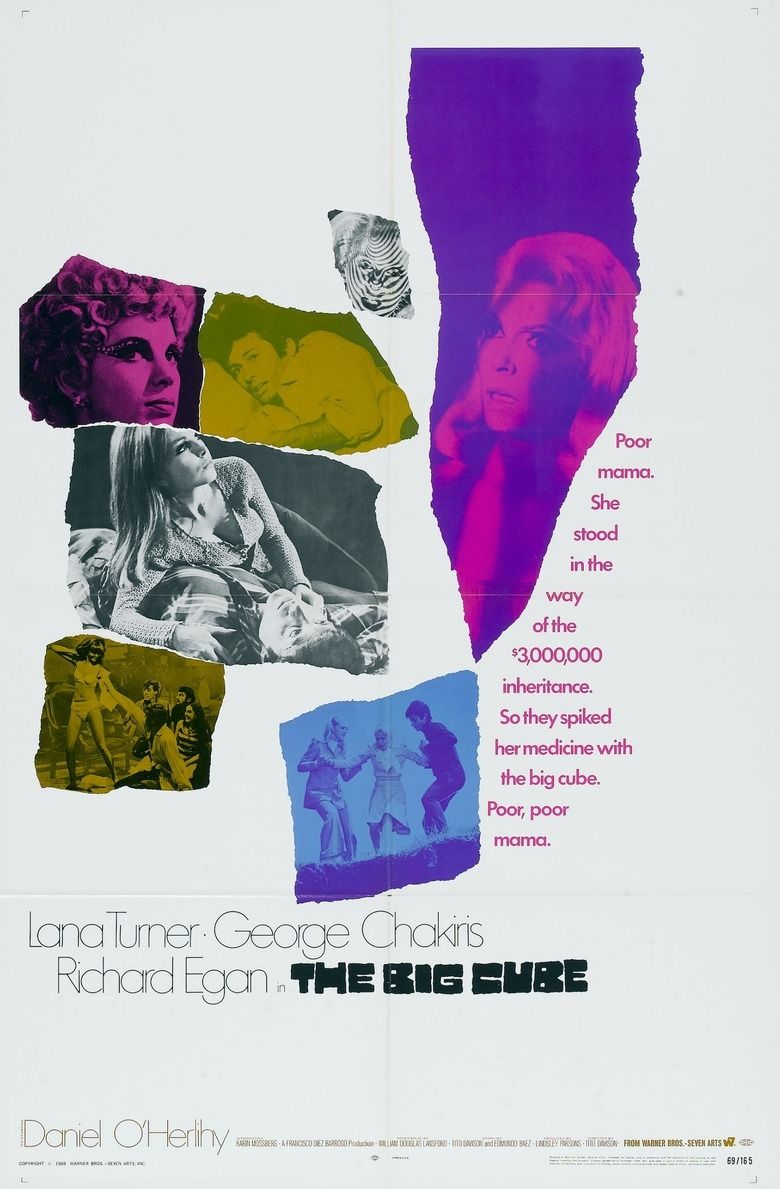 The Big Cube movie poster