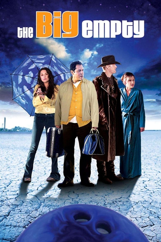 The Big Empty (2003 film) movie poster
