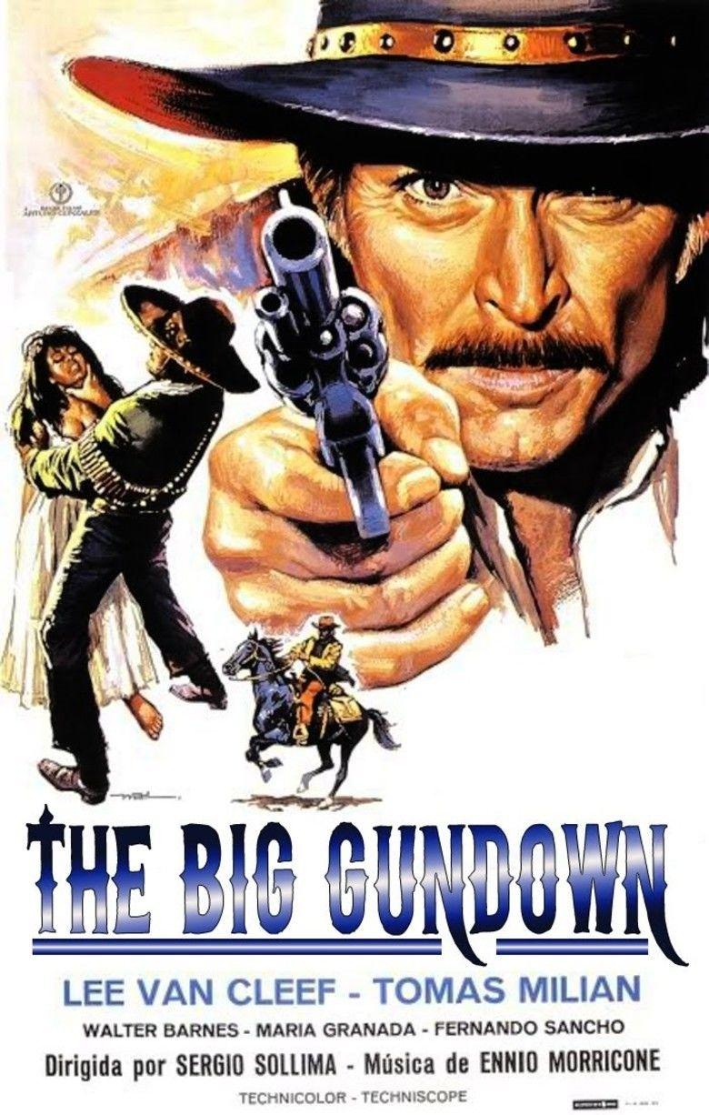 The Big Gundown movie poster