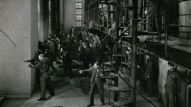 The Big House (1930 film) movie scenes