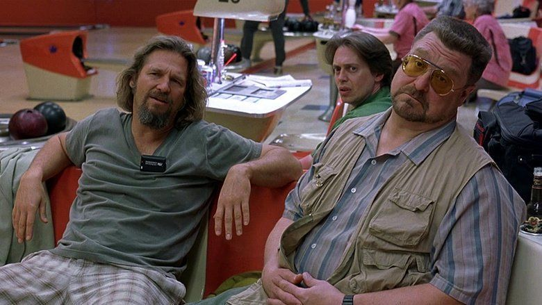 The Big Lebowski movie scenes