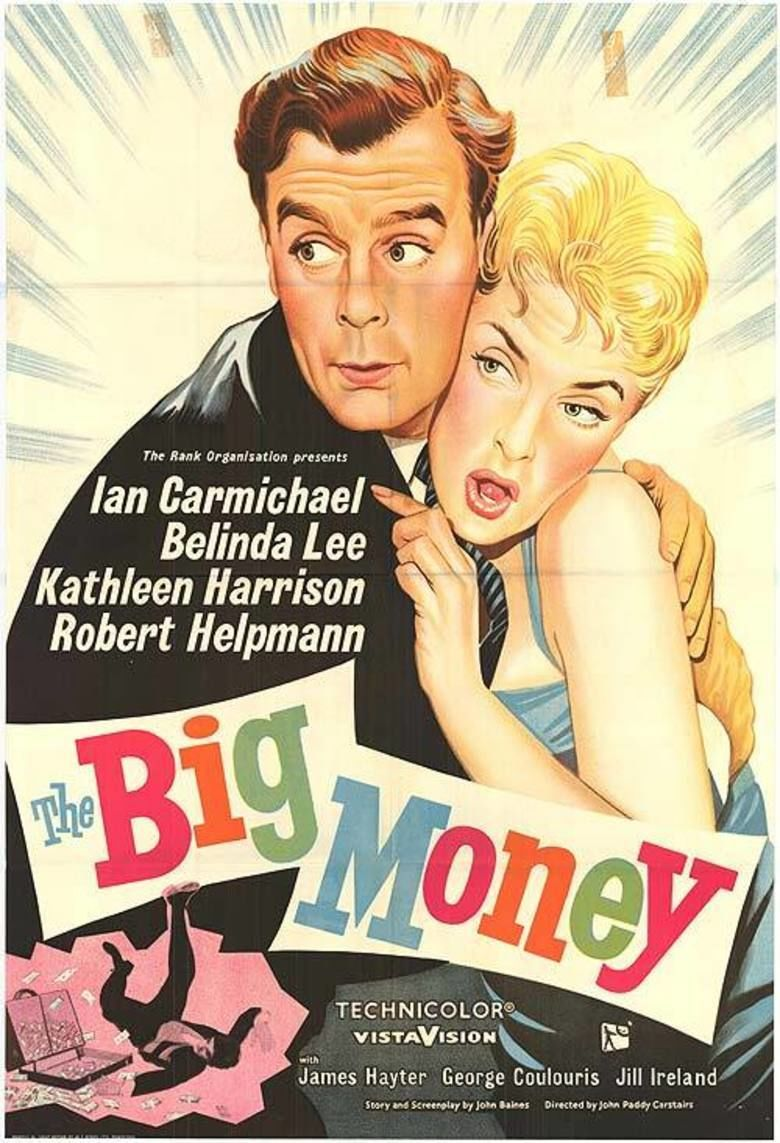 The Big Money (film) movie poster