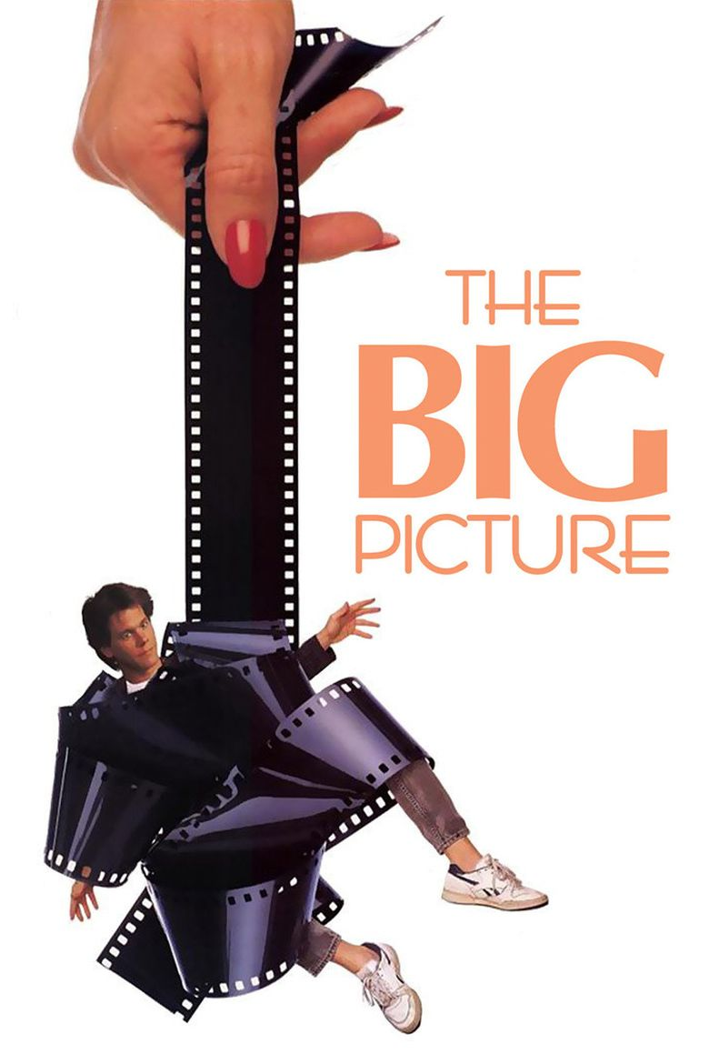 The Big Picture (1989 film) movie poster