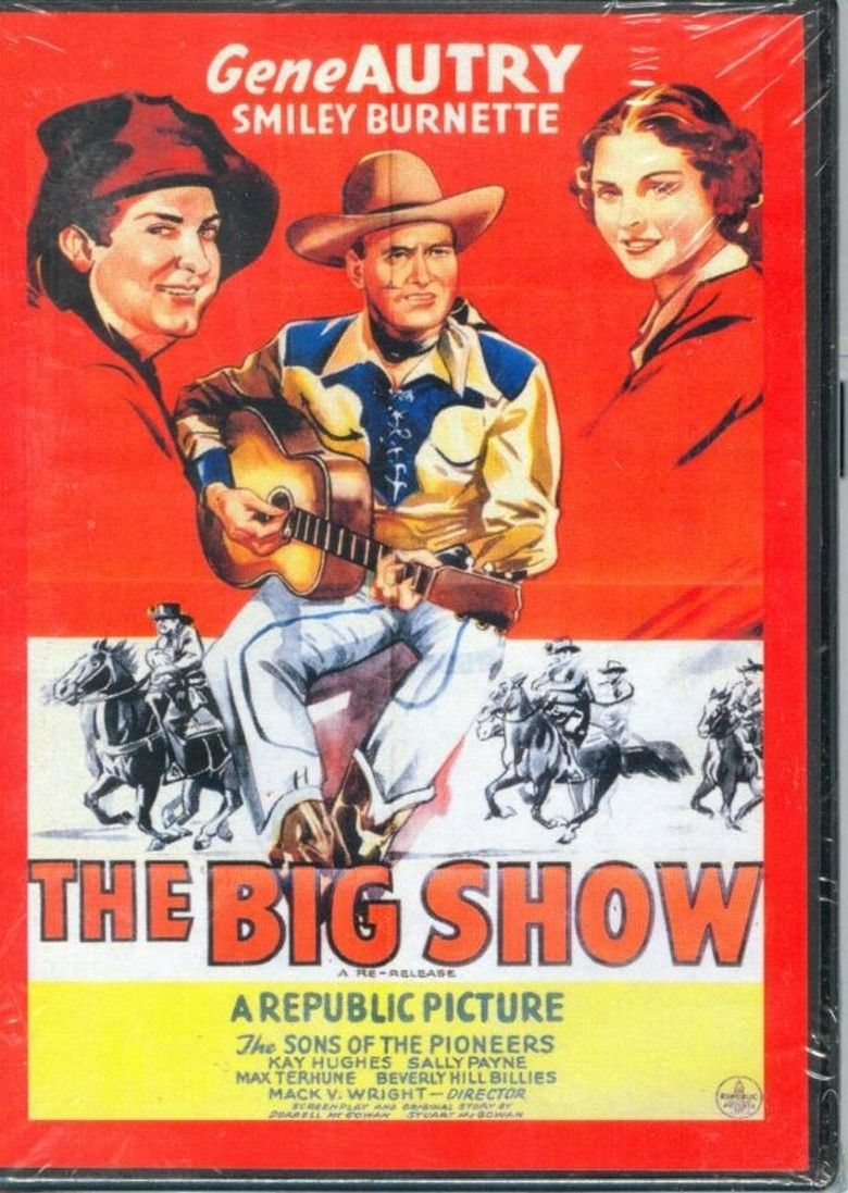 The Big Show (1936 film) movie poster