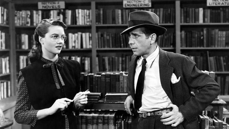 The Big Sleep (1946 film) movie scenes