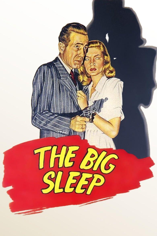The Big Sleep (1946 film) movie poster